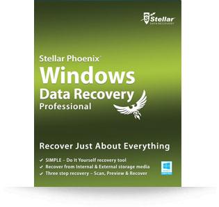 Download en gratis prøve på Stellar Phoenix Partition Recovery - Professional her